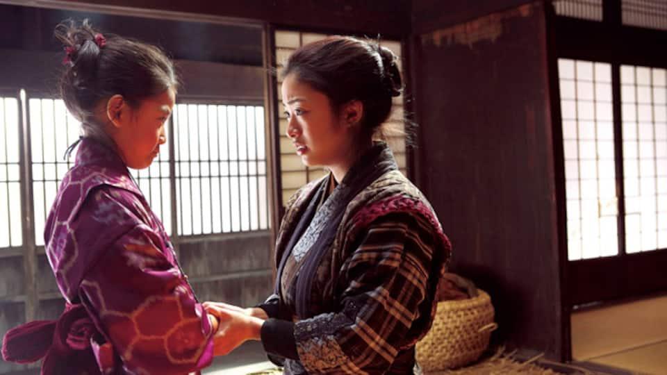 子役 おしん 加代 舞台「おしん青春編」