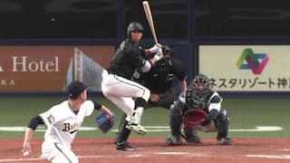 2021/3/2 14:00 オリックス VS ロッテ