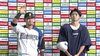 2021/4/17 日本ハム VS 楽天