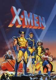 Marvel Comics X-MEN Season 1(吹き替え版)