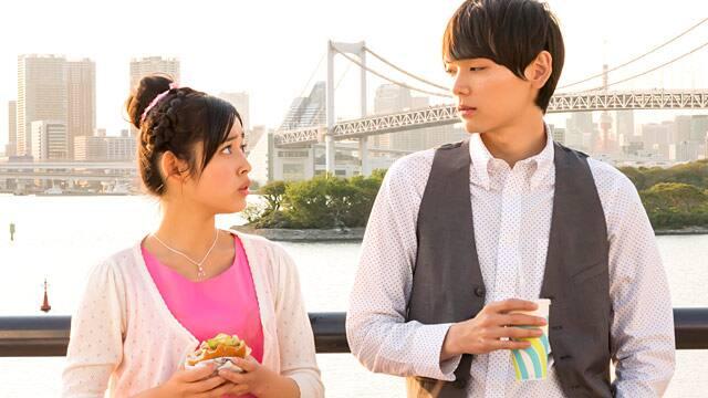 な in love tokyo kiss イタズラ Mischievous Kiss: