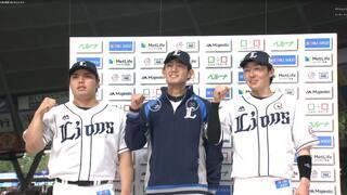 2021/5/5 西武 VS オリックス