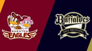 2021/6/21 18:00 楽天 VS オリックス