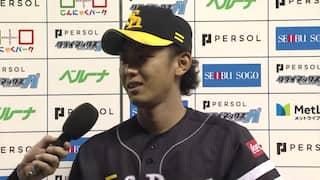 2019/10/13 西武 VS ソフトバンク[ソフトバンク:今宮健太]