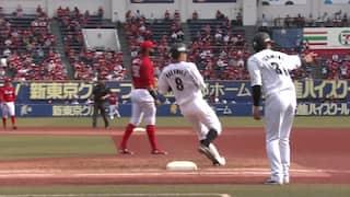 2021/5/29 14:00 ロッテ VS 広島