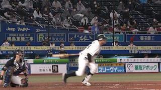 2021/5/7 17:45 ロッテ VS オリックス