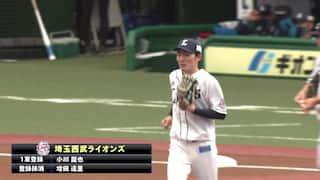 2021/5/4 14:00 西武 VS オリックス