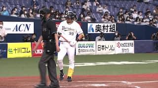 2021/6/24 18:00 オリックス VS 日本ハム