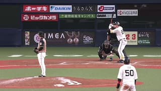 2021/6/22 18:00 オリックス VS 日本ハム