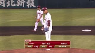 2021/8/26 楽天 VS オリックス