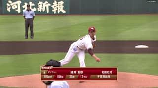 2021/7/10 楽天 VS 西武