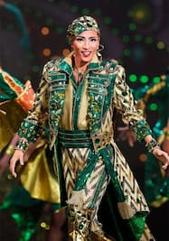 La Esmeralda('15年雪組・東京・千秋楽)