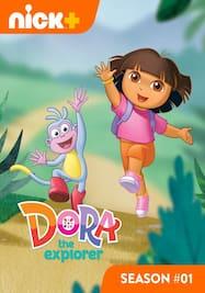 ドーラといっしょに大冒険 シーズン1