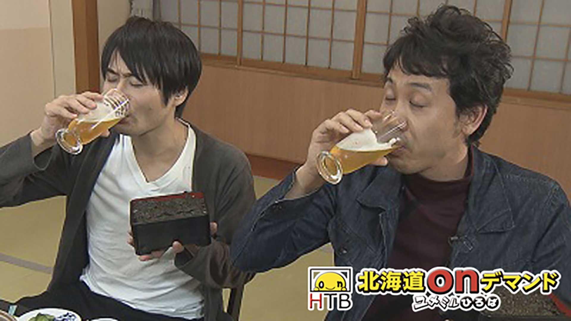 大泉洋、戸次重幸出演「おにぎりあたためますか」特集【グルメ動画】