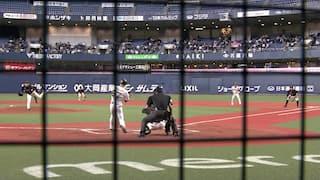 2021/3/2 オリックス VS ロッテ