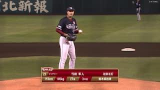 2021/10/18 楽天 VS 日本ハム