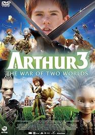 アーサーとふたつの世界の決戦