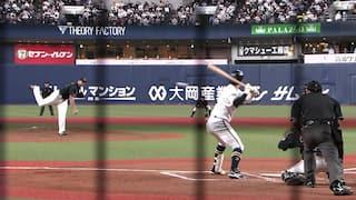 2020/10/25 13:00 オリックス VS ロッテ