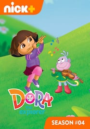 ドーラといっしょに大冒険 シーズン4