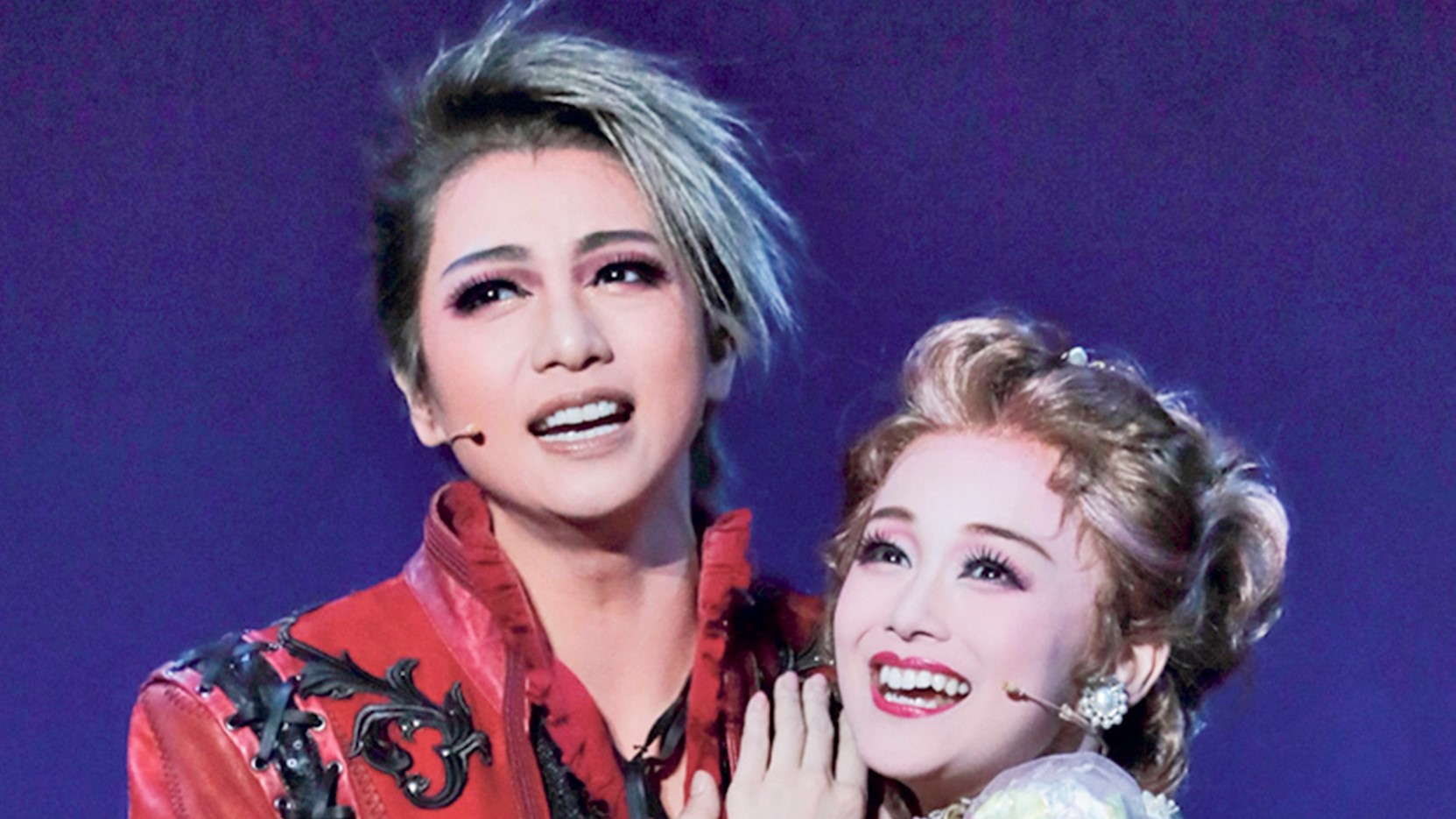 ロックオペラ モーツァルト('19年星組・東京建物 Brillia HALL)