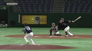 2021/5/11 日本ハム VS オリックス