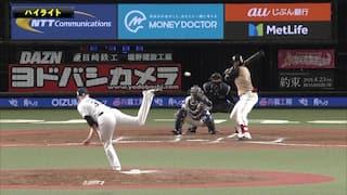 2021/4/14 西武 VS 日本ハム
