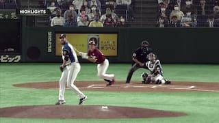 2021/4/16 日本ハム VS 楽天