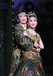 バビロン-浮遊する摩天楼-('03年星組・東京・千秋楽)