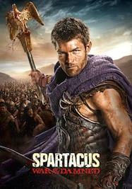スパルタカス シーズン3 ザ・ファイナル