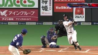 2021/5/28 日本ハム VS 中日