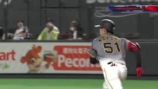 2021/6/10 日本ハム VS 阪神