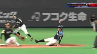 2021/5/16 日本ハム VS ソフトバンク