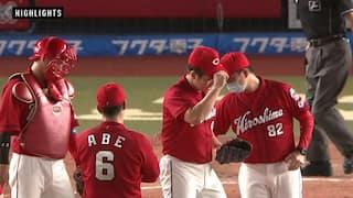2021/5/28 ロッテ VS 広島