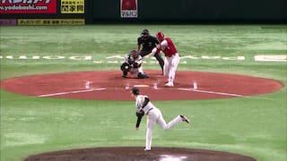2021/6/8 ソフトバンク VS 広島