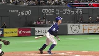 2021/5/29 日本ハム VS 中日