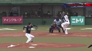 2021/7/13 日本ハム VS オリックス