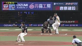 2021/7/14 西武 VS ロッテ