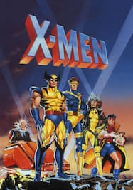 Marvel Comics X-MEN Season  5(吹き替え版)