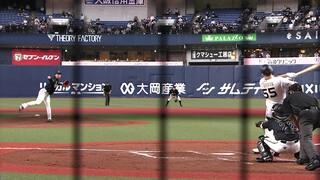 2020/10/23 オリックス VS ロッテ