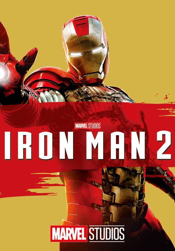 アイアンマン2 ジャケットイメージ