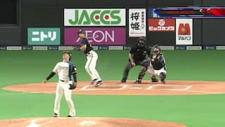 2020/10/29 日本ハム VS オリックス