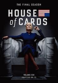 ハウス・オブ・カード 野望の階段 ファイナルシーズン