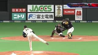 2021/10/16 日本ハム VS オリックス