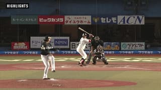 2021/10/16 ロッテ VS ソフトバンク