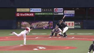 2021/10/14 オリックス VS ロッテ