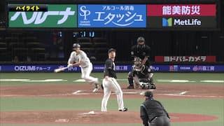 2021/10/18 西武 VS ロッテ