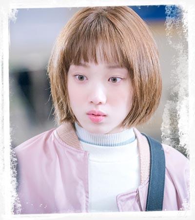キム・ボクジュ役-イ・ソンギョン
