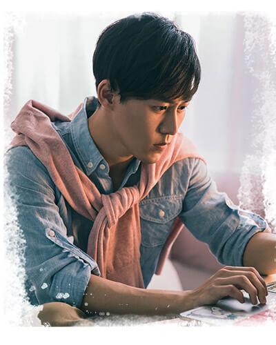 ヤン・シャンシー(楊翔實)役-レオ・クオ