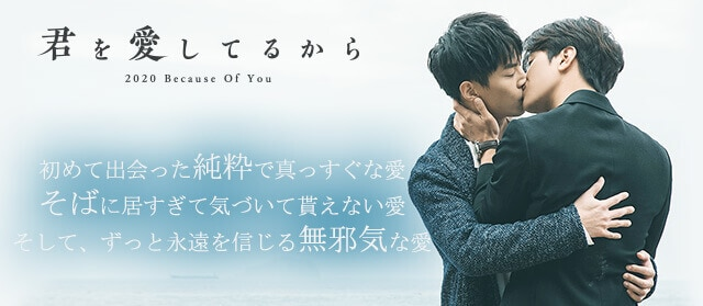 2020 Because Of You~君を愛してるから | 動画・相関図・キャスト - 台湾ドラマ
