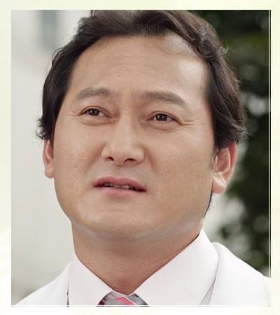 キム・ジェジュン役-チョン・マンシク